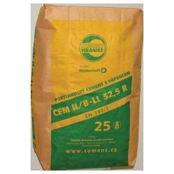 Cement CEM II/B-LL 32,5 R 25kg - Cement Hranice