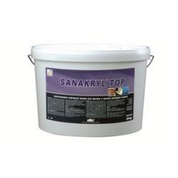 Hmota hydroizolační SANAKRYL TOP šedá 25kg - Austis