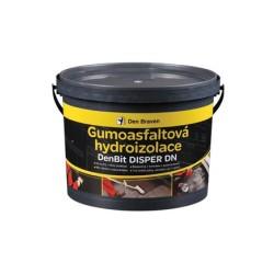 Hydroizolace gumoasfaltová Disper DN 10kg - Den Braven