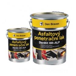 Nátěr penetrační asfaltový BR-ALP 4,5kg - Den Braven