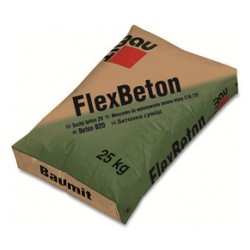 Potěr cementový FlexBeton 25kg - Baumit