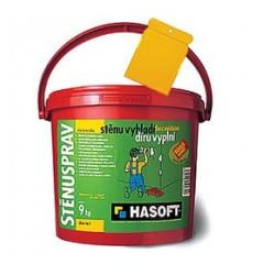 Hmota stěrková vnitřní STĚNUSPRAV 1,8kg - Hasoft