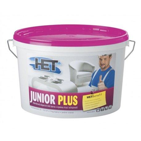 Barva interiérová Junior Plus 15kg - HET
